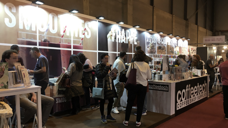 Disfruta Smoothie Zumos Naturales Feria Hip Madrid 2019